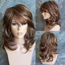 Beautiful Side Part Wig