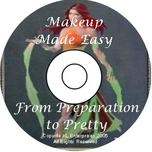 Makeup Made Easy DVD
